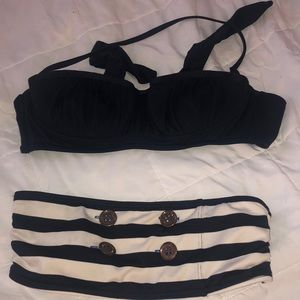 TWO JUICY COUTURE BIKINI TOPS